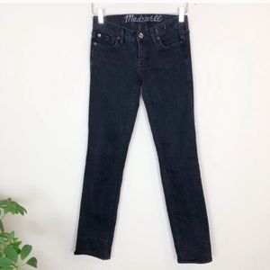 MadeWell black boyfriend Jeans (Size 24)